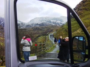 welsh mountain tours