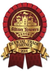 Alton Towers Official Partner