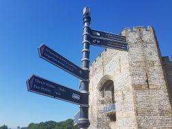 castle tours at Caernarfon castle