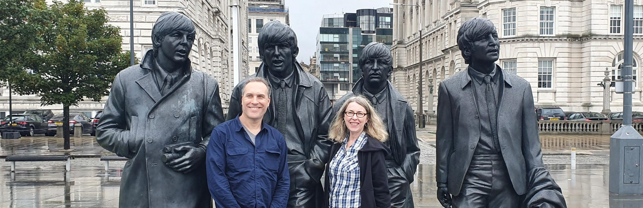 Things to do in Liverpool - Beatles statue