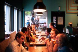 chesterfields restaurant - taste of cheshire